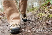 Northwest Spring Adventures / Spring has sprung! Explore the outdoors with these local adventures. / by Actively Northwest