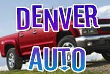 Denver Auto / Denver Automotive, Dealerships, Denver Auto Shows, Car Shows, Car Repair, Auto Museums, Racing and anything else that has to do with Autos in Denver