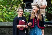 Behind the Scenes / Awesome behind the scenes moments from the new series YOUNGER! From the creator of Sex and The City, 'Younger' stars Sutton Foster, Hilary Duff, Debi Mazar, Miriam Shor and Nico Tortorella. Watch now on the TV Land App: tvland.com/app.