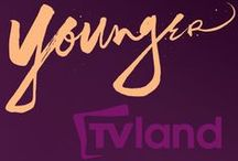 Let's Get Social / Want to keep getting YOUNGER? Follow our social media feeds here or visit www.youngertv.com.  From the creator of Sex and The City, 'Younger' stars Sutton Foster, Hilary Duff, Debi Mazar, Miriam Shor and Nico Tortorella. Watch now On Demand and on the TV Land App: tvland.com/app.