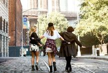 Girls Night Out in NYC / New York is the perfect place for a girls night out. From the creator of Sex and The City, 'Younger' stars Sutton Foster, Hilary Duff, Debi Mazar, Miriam Shor and Nico Tortorella. Watch now On Demand and on the TV Land App: tvland.com/app.