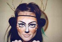 • Maquillaje · pintacaras •