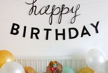 • DIY · cumpleaños •