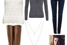 The vampire diaries outfits