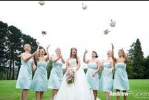 Bridal Party / Bride, Bridesmaids, Flower Girls, Maid of Honour, Friends