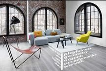 Urban Contrast Inspiration / You like the style of our Urban Contrast world? Then let us inspire you with these interior pictures.