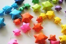 Origami et Création à base de papier