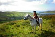 Equestrian Travel Destinations / Riding adventures around the globe