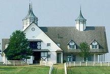 Dream Stables & Farms / Beautiful farm and barns