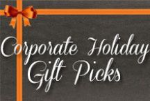 Corporate Holiday Gifts / When the holiday season hits, your business will need a variety of customizable gifts and treats to celebrate your brand supporters. Show your employees, customers, and vendors how much you appreciate their hard work with gifts that are perfectly indicative of the joyous time of year. Check out our Top Picks for this Holiday Season! -   See more at: http://www.trimsunlimited.com/corporate-holiday-gift-picks-2015