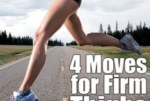 Workouts / Workouts to incorporate into everyday life