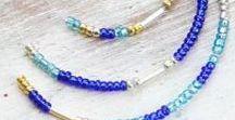Beading / Biżuteria z koralików <3