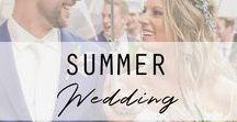 Summer Wedding / Explore trending ideas for groomsmen in summer weddings.  #weddingideas #summerwedding Visit us here for more groom-spiration: https://www.thegroomsmansuit.com