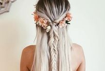 Hair and more Hair! / Ideas for long hair, short hair... for all kinds of hair!