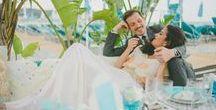 Boho Beach Wedding / French Riviera