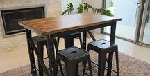 Rustic Industrial Furniture - Dark Horse / Rustic Industrial Furniture and Homewares