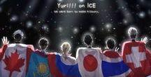 • Yuri!!! on ICE