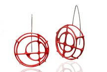 Earrings / Want to ware them all at once! / by Ann Cox