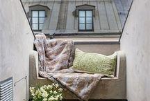 Balkon & inne