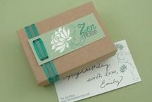 Packaging / Lot of ideas for your gift ..packaging with love