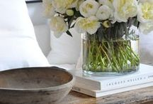 Interior styling. / Colour pallettes and inspiration.