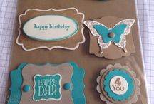 Scrapbook Embellishments / A lot of ideas to create embellishments with paper,bottom and other