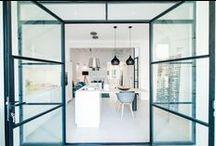 Santa Catalina/ Palma - a new transformation - designed by Christine Leja / transforming a dilapidated flat to a special living space