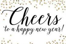 Happy New Year !! / by Hellen van Elswijck