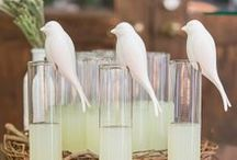 Cocktails / A selection of cocktails perfect for serving on your wedding day