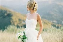 The Dress / Wedding dress inspiration