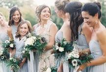 Your Wedding Inspiration / We want to see what's inspiring you! Send us a message for an invite and start pinning your favorite wedding images here.