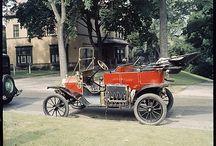 Autos Antiguos / Los Carros de Antaño!