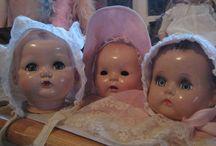 Muñecas Antiguas - Vintage Dolls / Muñecas antiguas de todos los tiempos!
