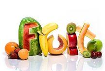 Decorando con Frutas
