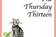 The Thursday Thirteen