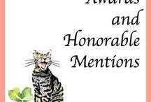 Awards and Honorable Mentions