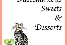 Miscellaneous Sweets & Desserts