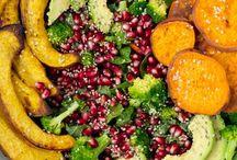 Roasted vegetables / Roasted vegetables