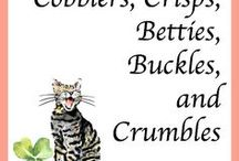 Cobblers, Crisps, Betties, Buckles, and Crumbles