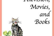 Television, Movies, and Books