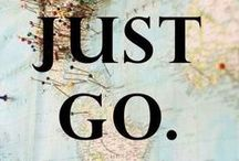 Quotes / Inspirational, Funny, Happy, & Travel Quotes