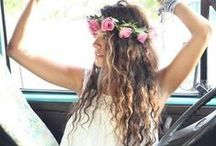 Beautifully Boho / Effortlessly chic bohemian clothing, hairstyles, & jewelry.