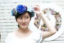 花冠 DIY ワークショップ / Pinterest Japan が酒井景都さんと共に開催した、ワークショップ!