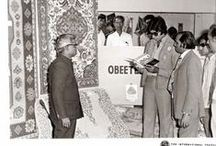 Celebrity Visits Obeetee