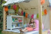 Kids Sweet Home / Ever child loves his own space. Here are some ideas for your own child.