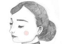 ~ ILLUSTRATION ART ~ / ~ Drawing stories ~
