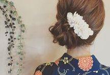 レディースヘア / 女性の憧れのヘアスタイル。ロングもショートも自分らしさをアピールできる髪型に!
