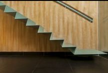 Stairs of Steel by Deform / Span with minimalism
