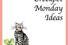 Crockpot Monday Ideas