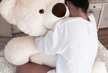 Teddies ♥ / If you feel sad then you need a teddy bear. ♥